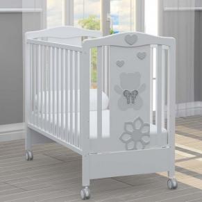 Bambino Casa Felice - Бебешко креватче, Grigio