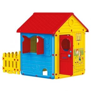 DOLU - Градинска къща с ограда