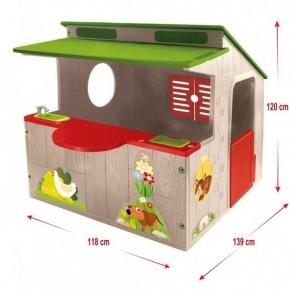 Mochtoys - Къща с кухня