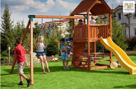 Как да изберем детска площадка