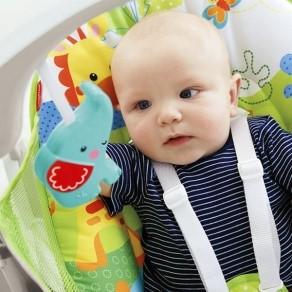 Какво е шезлонг и люлка за бебе?