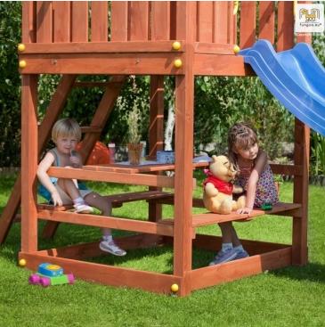 Какви допълнителни разширения предлагат детските площадки?